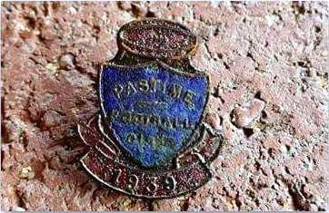 Patimes 1959 Badge